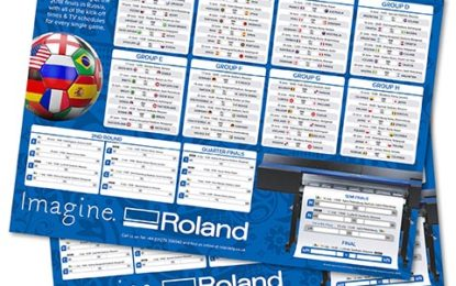 Roland kicks off FIFA World Cup 2018 with creative fun and games