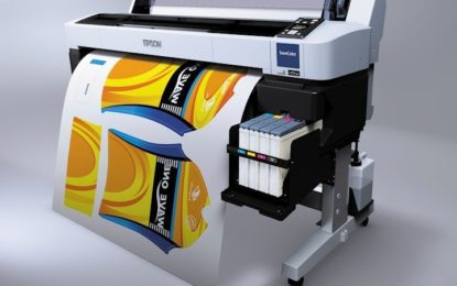 EPSON wide-format printers can now convert into sublimation printers with Sublim8 inks