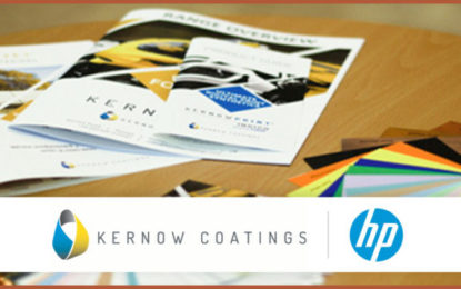 Kernow Coatings releases Elite white synthetic papers