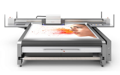 EDP Award for swissQprint Nyala LED in 'Flatbed/Hybrid Printers' category