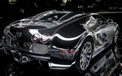Avery Dennison announced three new colours for Conform Chrome Series of vehicle wrapping film