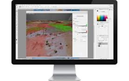 Canon Océ Touchstone for enhancing prints with unique textures
