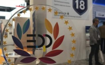 ONYX 18 receives EDP Best Color Management Award