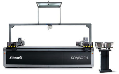 Elitron introduces custom cutting technology