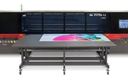 Arrow Digital expands product line with new Efi VUTEk H-Series printer