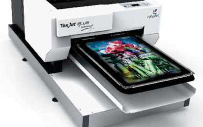 Polyprint captures attention of DTG entry level professionals