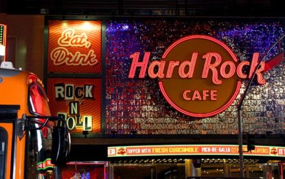 Hard Rock Cafe to open six new outlets in three years