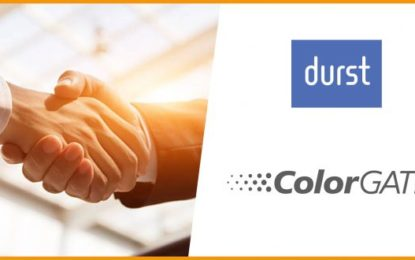 ColorGate and Durst partner for ceramic printing