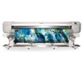 Mutoh ValueJet 2638X for a high volume printing with media rolls up to 2.6 m width