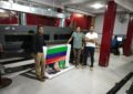 Arrow Digital delivers Efi Vutek GS3200 hybrid printer to Pixel 2 Print