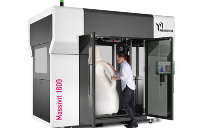 Massivit 3D to demonstrate how large-format 3D printing can business at SGIA Expo 2018