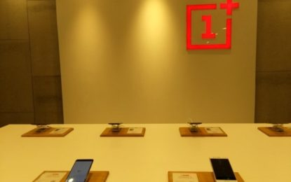 After online success, OnePlus goes for brick-and-mortar stores