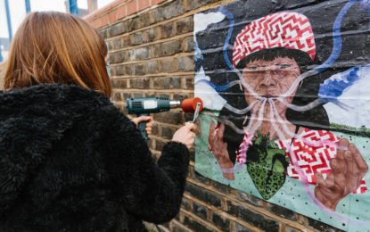 Mactac organises 'Bright Young Things Take Hackney' graphic design competition