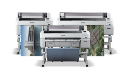 EPSON launches new T-Series large-format wireless technical printers