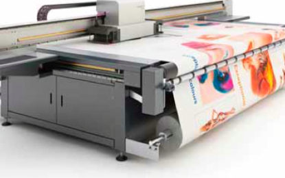 Swissqprint printers consume less power