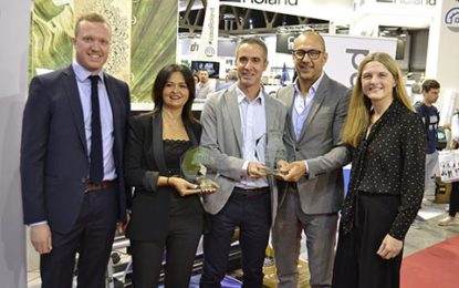 Roland DG bags awards for its TrueVIS VG series wide-format printer/cutters