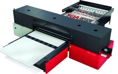 AGFA Graphics debuts Jeti Tauro H3300 UV-LED