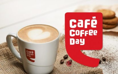 Café Coffee Day aims for a network of 2,500 stores in 7-8 years