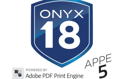 ONYX Graphics to debut ONYX 18.5 with APPE 5 at SGIA 2018