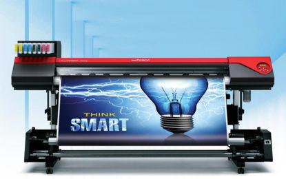 Roland DG launches new VersaEXPRESS RF-640 eco-solvent printer