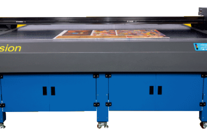 Macart organising road show for exclusive launch of its UVision UV flatbed printer on October 6-7