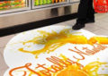 Drytac launches eye-catching floor graphics