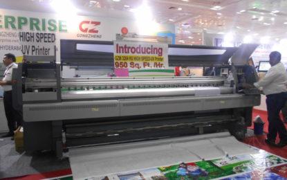 JX Enterprises introduces new GZM3204 HU UV printer