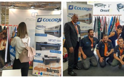 ColorJet India partners with Digital Hires for dealership in Spain & Portugal