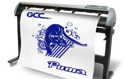 GCC launches new Puma IV cutting plotters