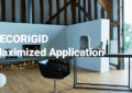 LG Hausys introduces new DECORIGID with easy application
