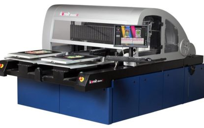 Arrow Digital installs Kornit Storm II DTG printer at its Ahmedabad demo center