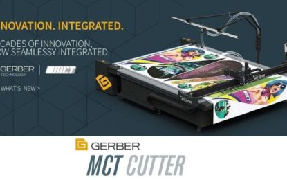 Gerber Technology acquires MCT Digital