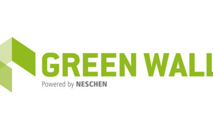 NESCHEN expands its GREEN WALL range of printable wallpaper