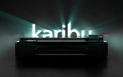 swissQprint launches new Karibu roll to roll printer