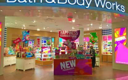 Bath & Body Works to expand retail footprint in India to 19 outlets in 2019
