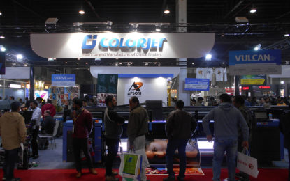 ColorJet India at PRINTPACK INDIA 2019 demonstrated products to boost business ahead of time