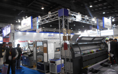 Mehta Cad Cam Systems signified growing prospect of wide-format graphics during PRINTPACK INDIA 2019