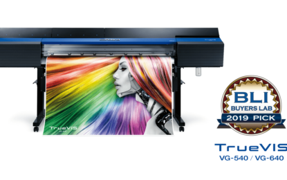 Roland DG announces new TrueVIS VG2 Series printer cutters