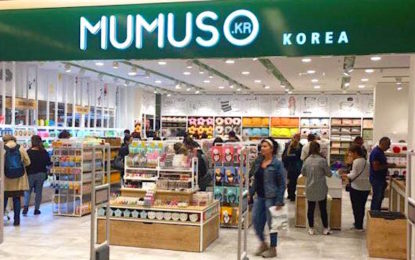 Mumuso plans to add around 300 outlets by mid-2022