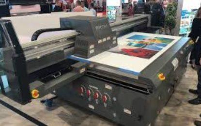 RICOH announces new Pro TF6250 flatbed printer