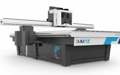 AXYZ Automation Group introduces new Infinite multi-purpose CNC router